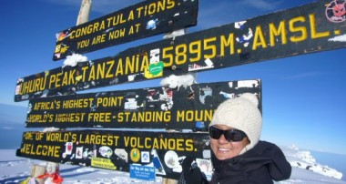 Moving Mountains- Climbing Kilimanjaro.