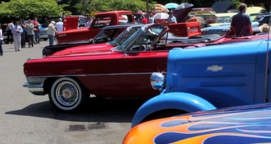 CrossRoads Annual Car Show