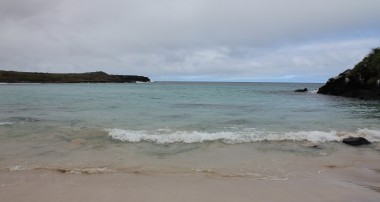 Beaches to explore while on San Cristobal, Galapagos.