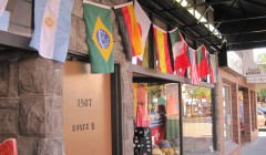 twoOregonians Commercial Drive Flags