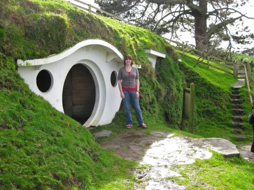 Hobbiton the Hobbit New Zealand
