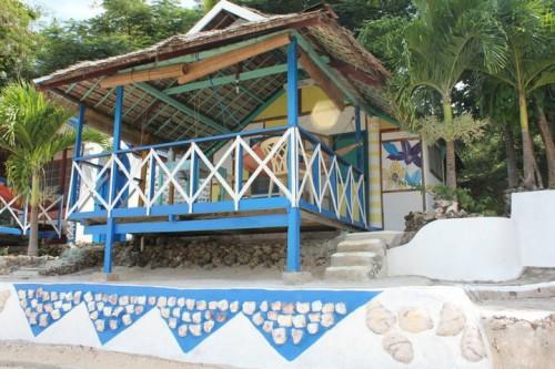 Casa de la Playa resort Siquijor Philippines