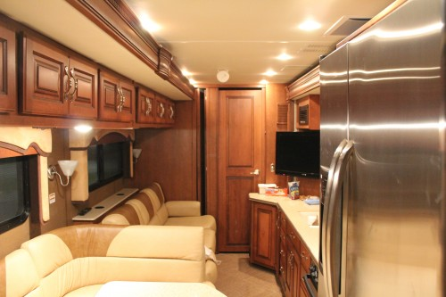 40 foot Fleetwood RV