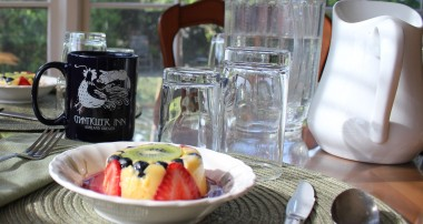 Rest and Relaxation at the Chanticleer Bed and Breakfast.  Ashland, Oregon.