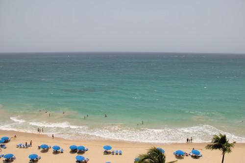 Puerto Rico ocean