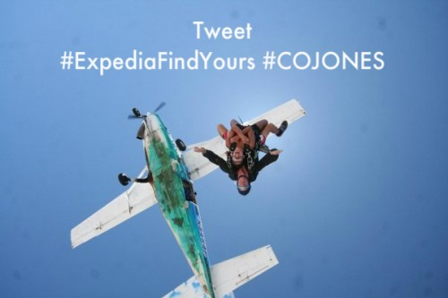 #ExpediaFindYours