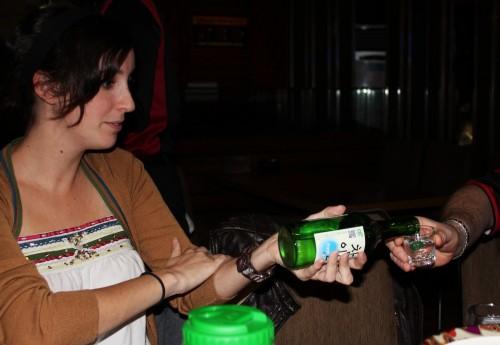 Korean drinking customs