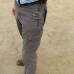 Pick-pocket Proof Pants after 26 days