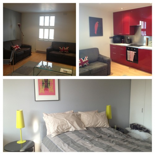 apartment rental in London