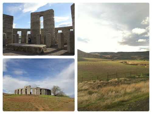 Maryhill Stonehenge in WA