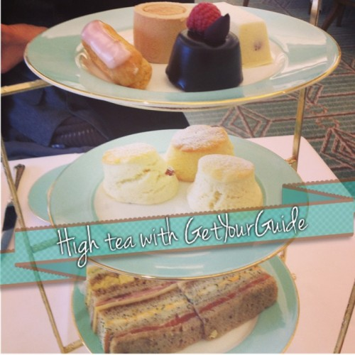 Fortnum and Mason London High Tea