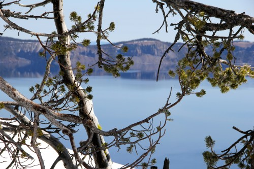 Gorgeous Crater Lake