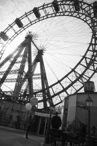The Prater Volks wheel