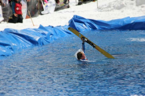 slush cup failure