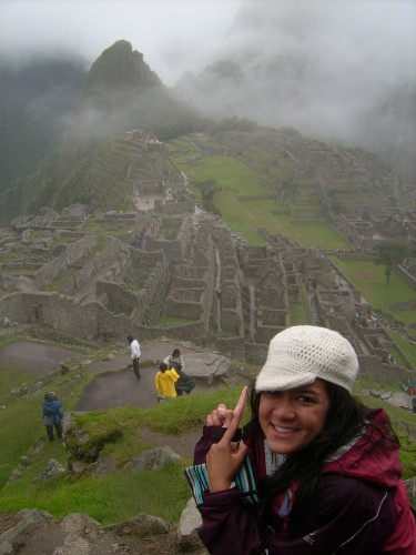 Tawny Clark Machu Picchu