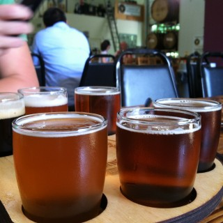 Woodinville – Blood, meet alcohol