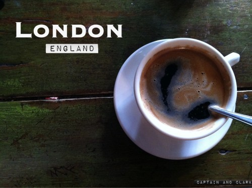 coffee in in London