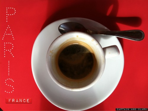 is the coffee in Paris that good?