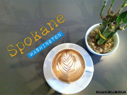 the coffee scene in Spokane