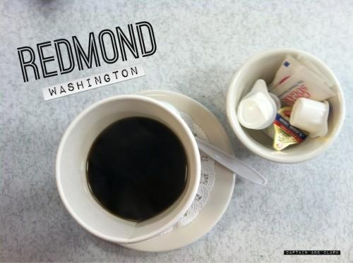 coffee in Redmond
