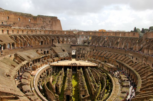 How to visit the Coliseum