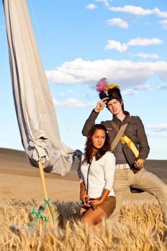 Chris and Tawny Staudinger