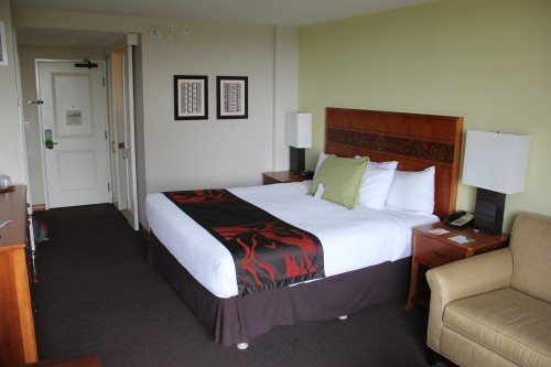 The award winning rooms at the Kona Courtyard Marriott