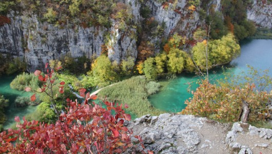 Where is plitvice lakes national park