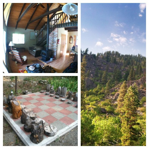 places to stay near Leavenworth