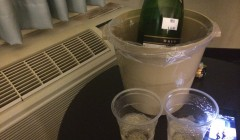 cheap champagne in vegas