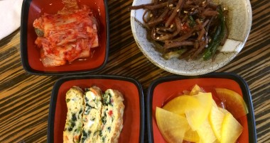 Top five foods to try in South Korea