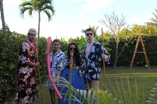We invented Kimono ball