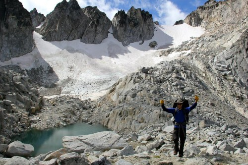 I finally hiked the Enchantments