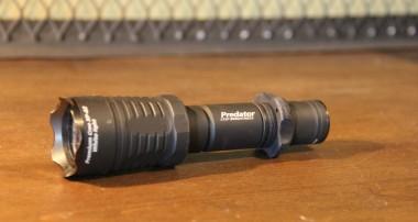 The Armytek Predator Flashlight – Best Travel Flashlight EVER