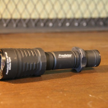 The Armytek Predator Flashlight – Best Travel Flashlight EVER