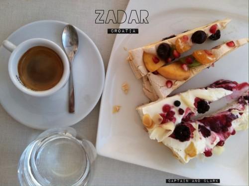 Cafes in Zadar