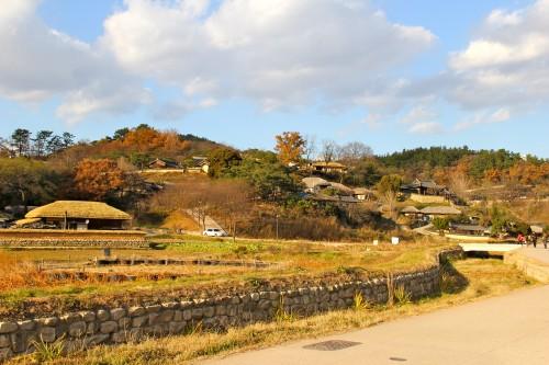 the Yangdong village