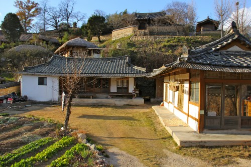 Yangdong Cultural UNESCO village