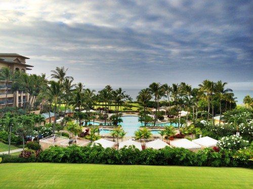 The Ritz-Carlton maui hotel