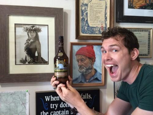Sangster's coconut rum liqueur