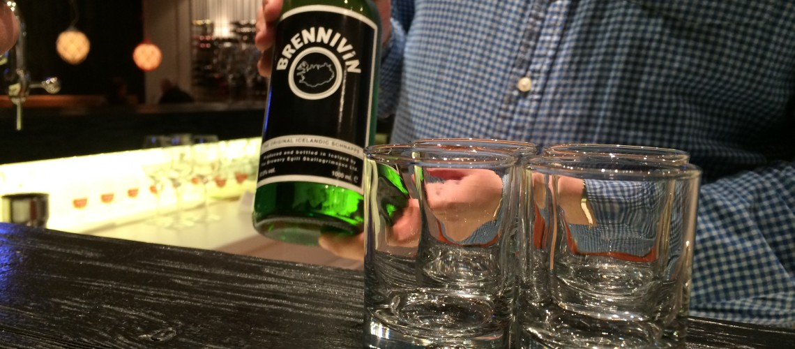 AlcoHAUL. Episode 3 [feat. Icelandic Brennivin]