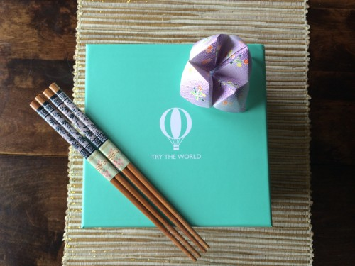 Try the World subscription box review