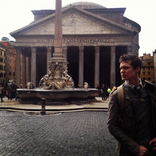Adventures in Rome, Italy