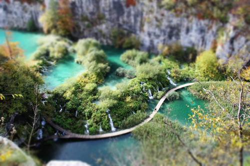 The beauty of Croatia's Plitvice National Park
