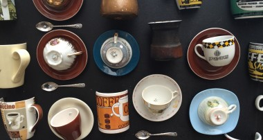 Shots of coffee around the world