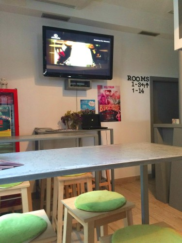 Hostel Shappy coffee bar Zagreb