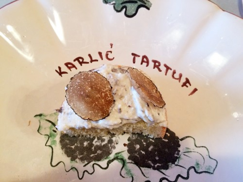 Karlic Tartufi truffles croatia