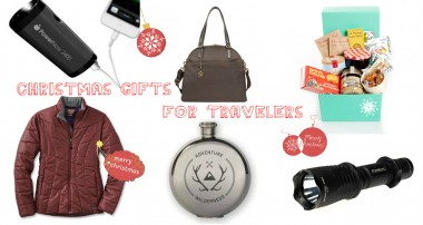 Treat your traveler this Christmas