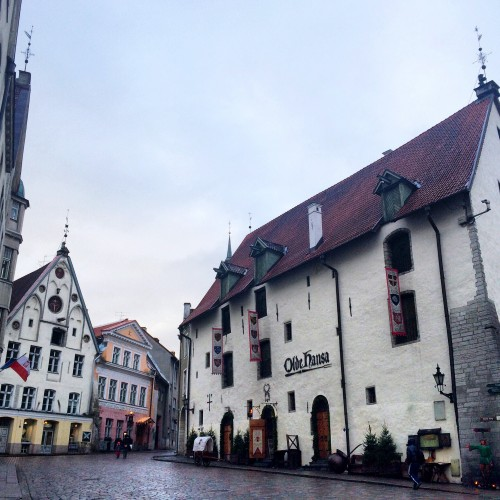 Olde Hansa in Tallinn Estonia