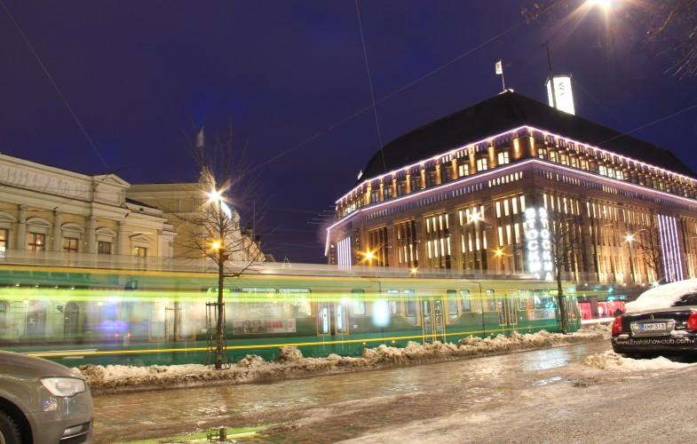 Helsinki, you were a blur